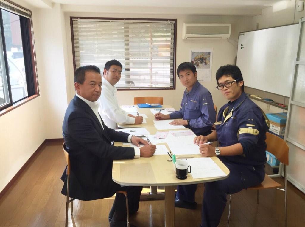 横浜ライト工業株式会社様:団体様ペン字出張レッスンレポ   東京 渋谷 ...